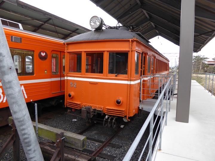 デハニ50形電車