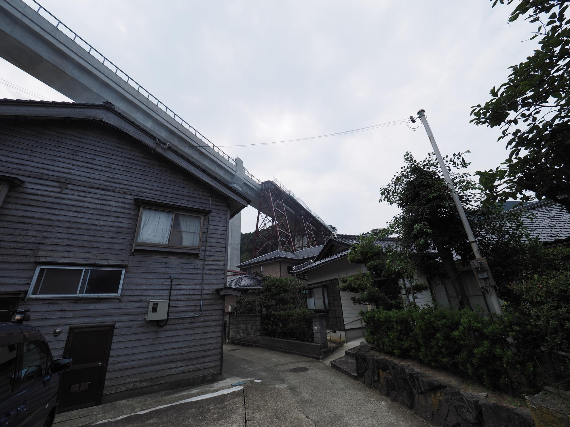 余部橋梁 鉄橋3