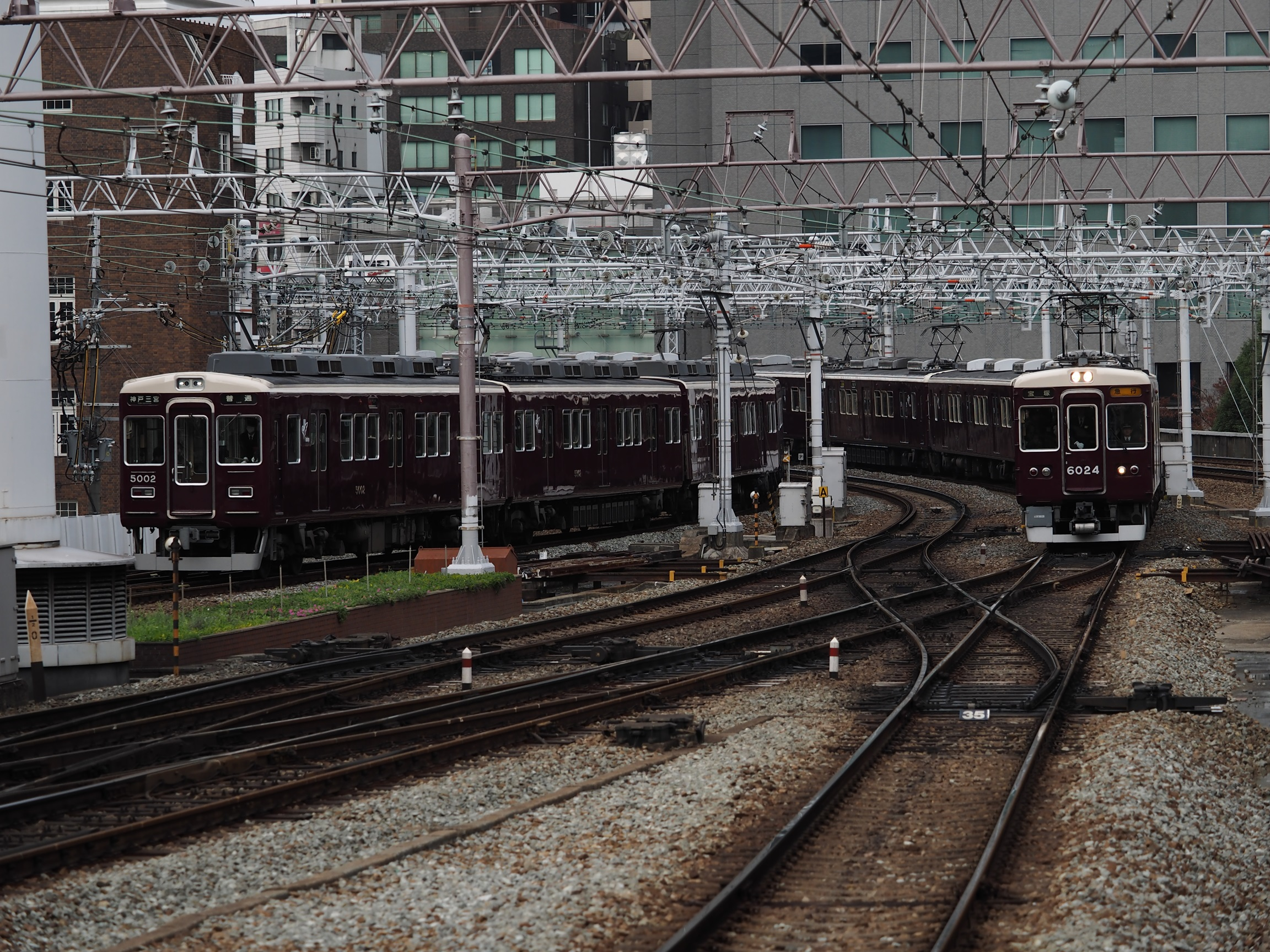 阪急-梅田駅3