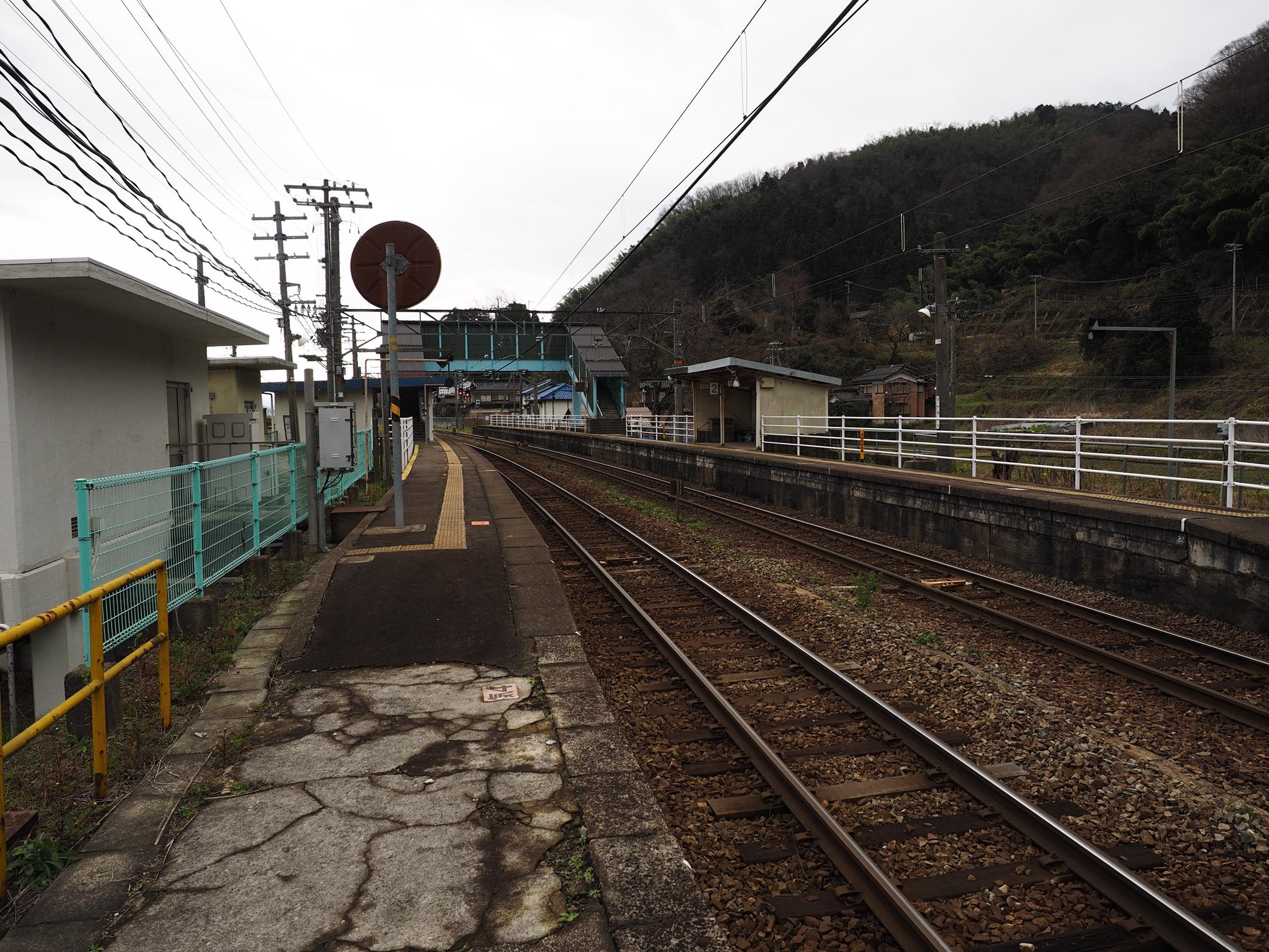 玄武洞駅5