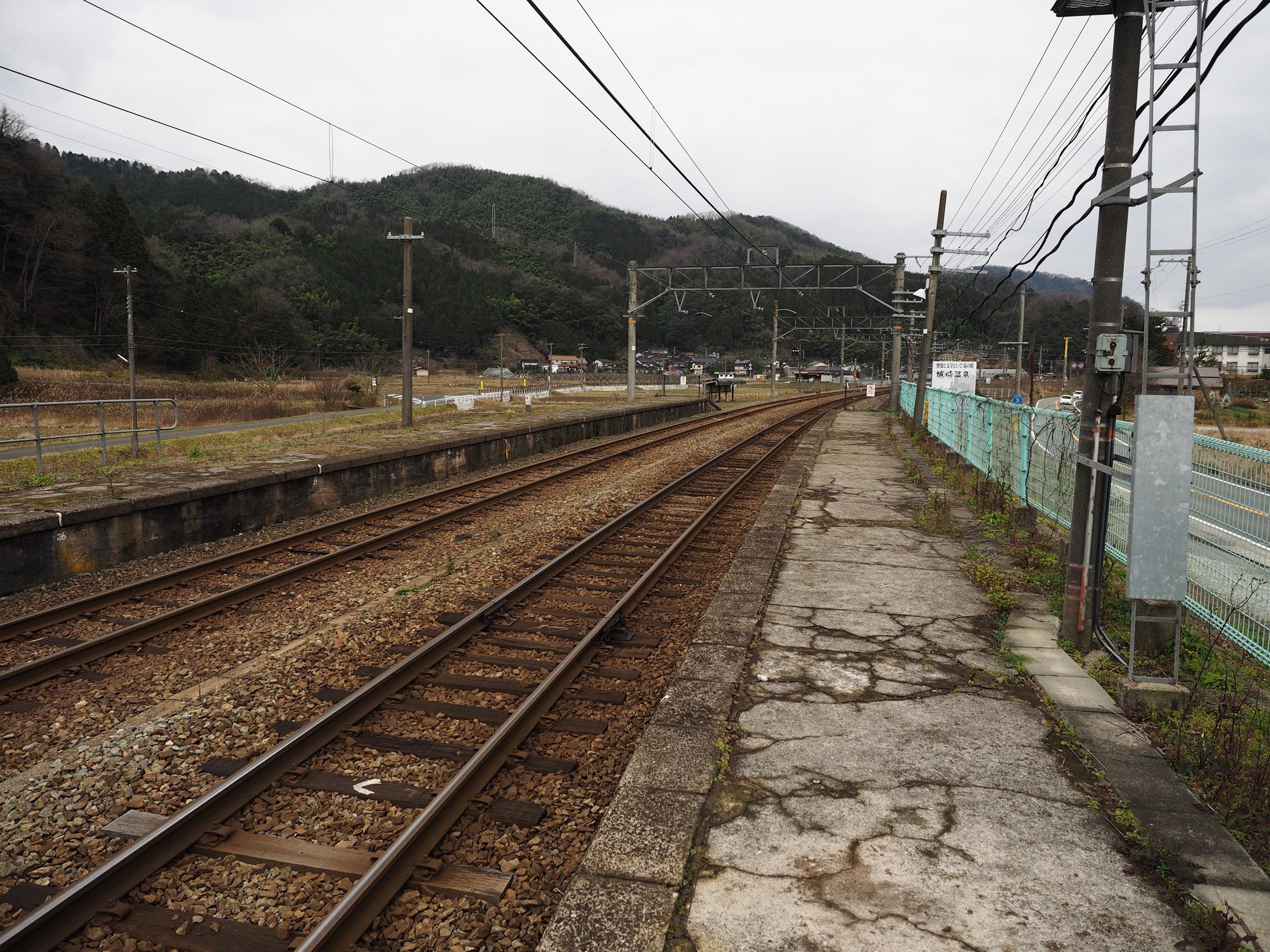 玄武洞駅6