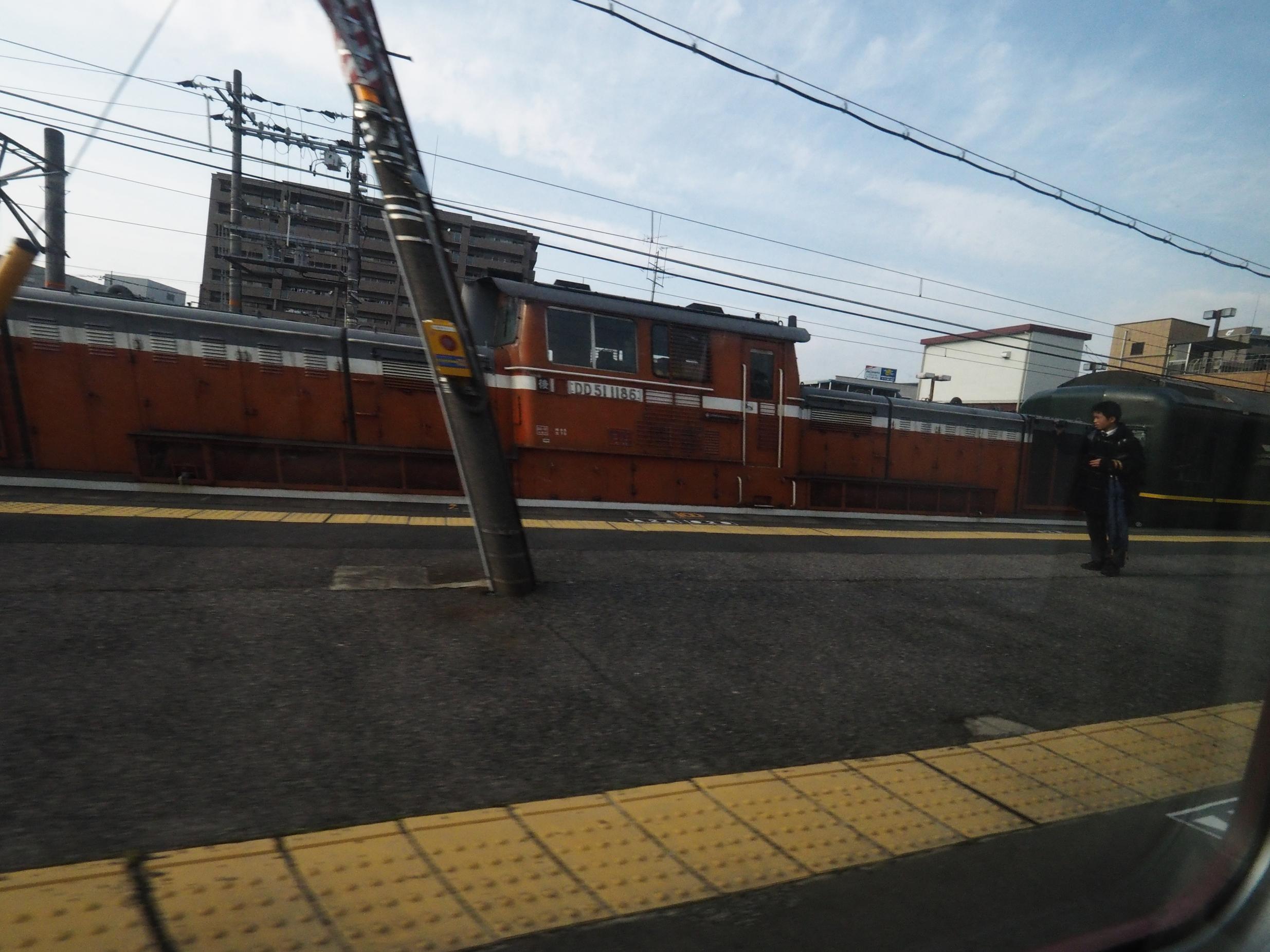 中庄駅 トワイライト3