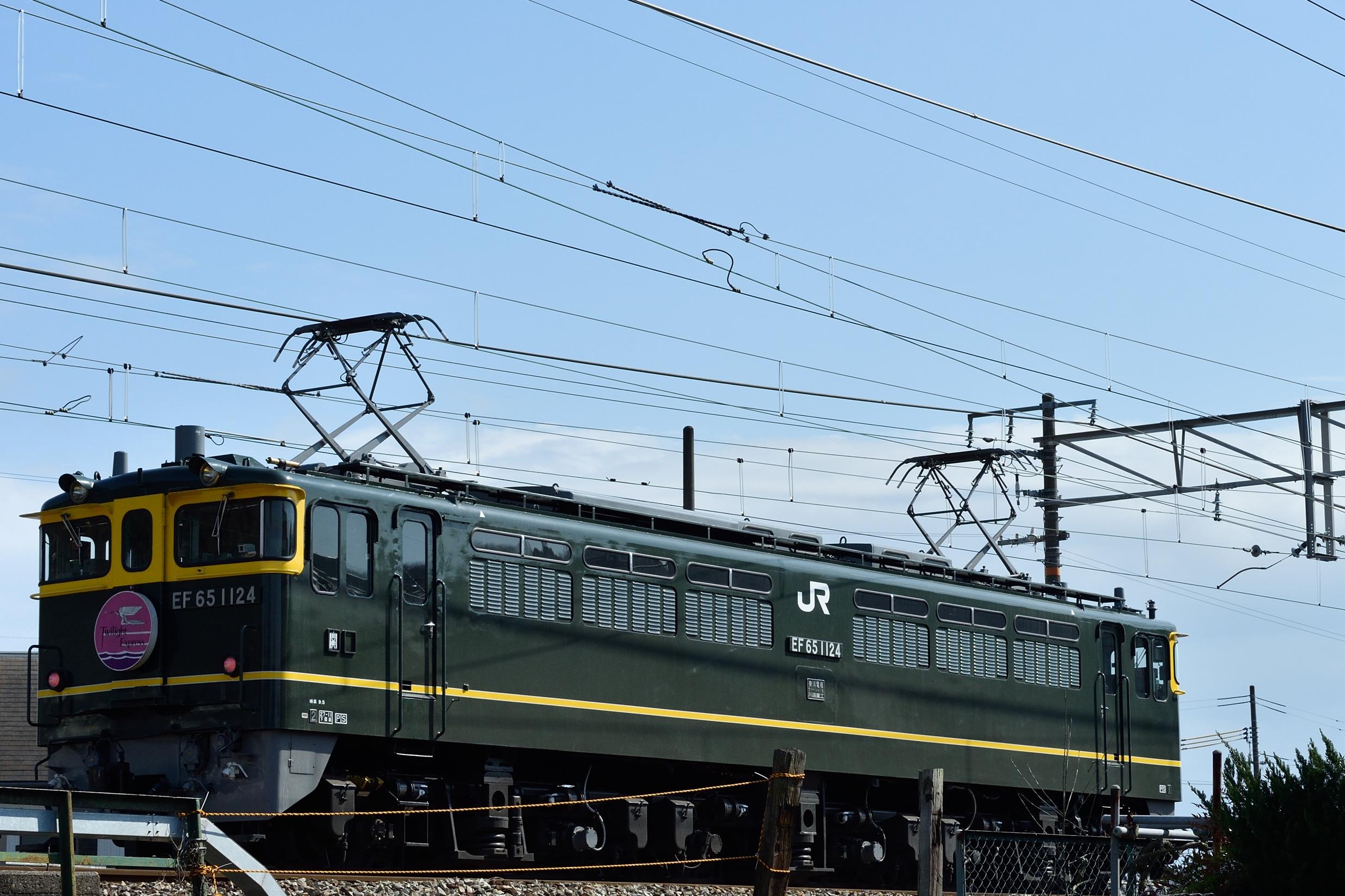 瀬戸駅 トワイライト1
