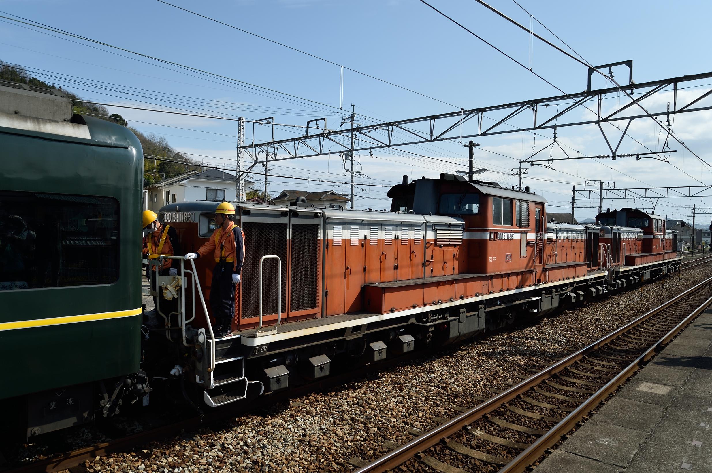 瀬戸駅-トワイライト4