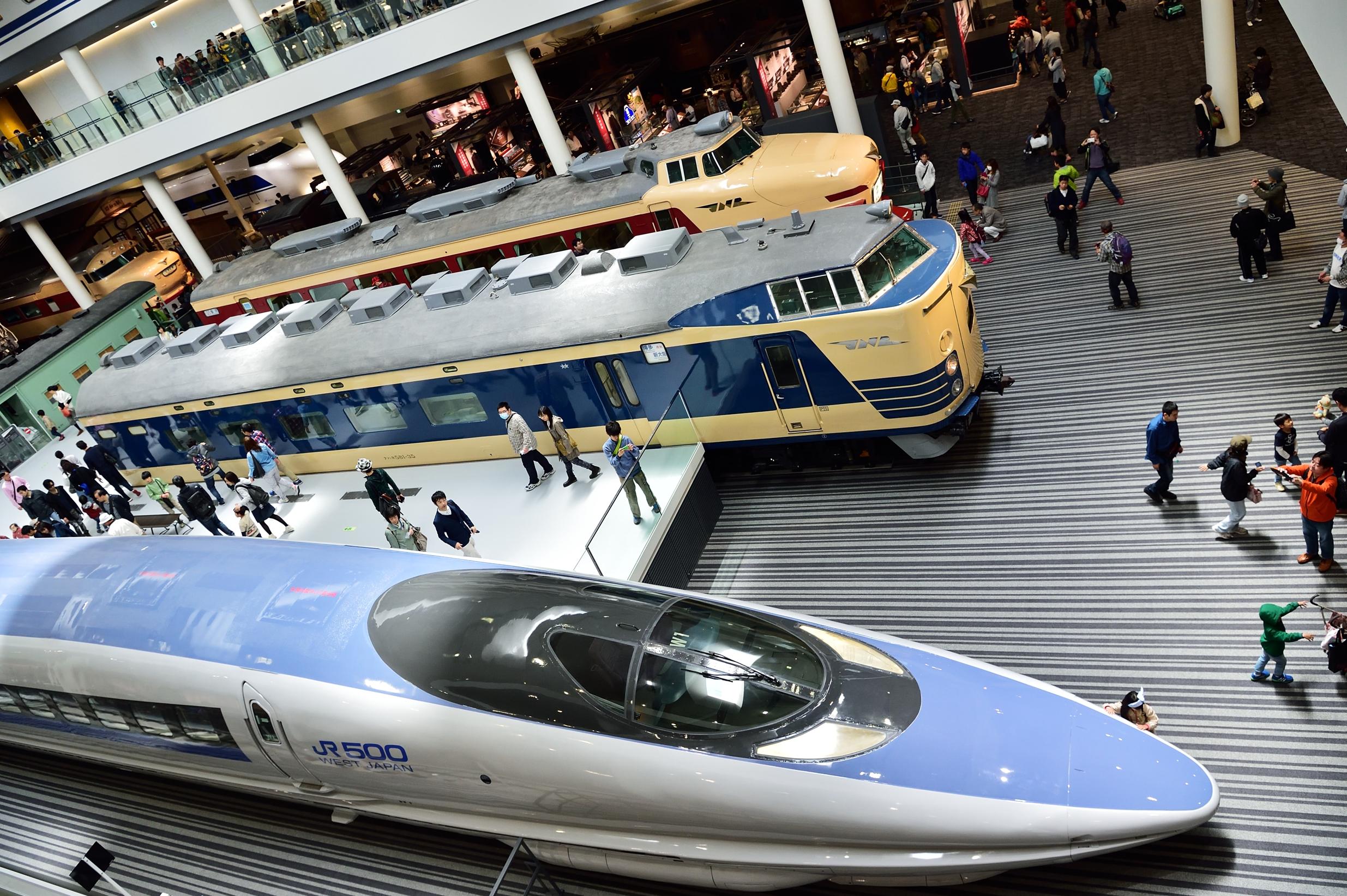 京都鉄道博物館1