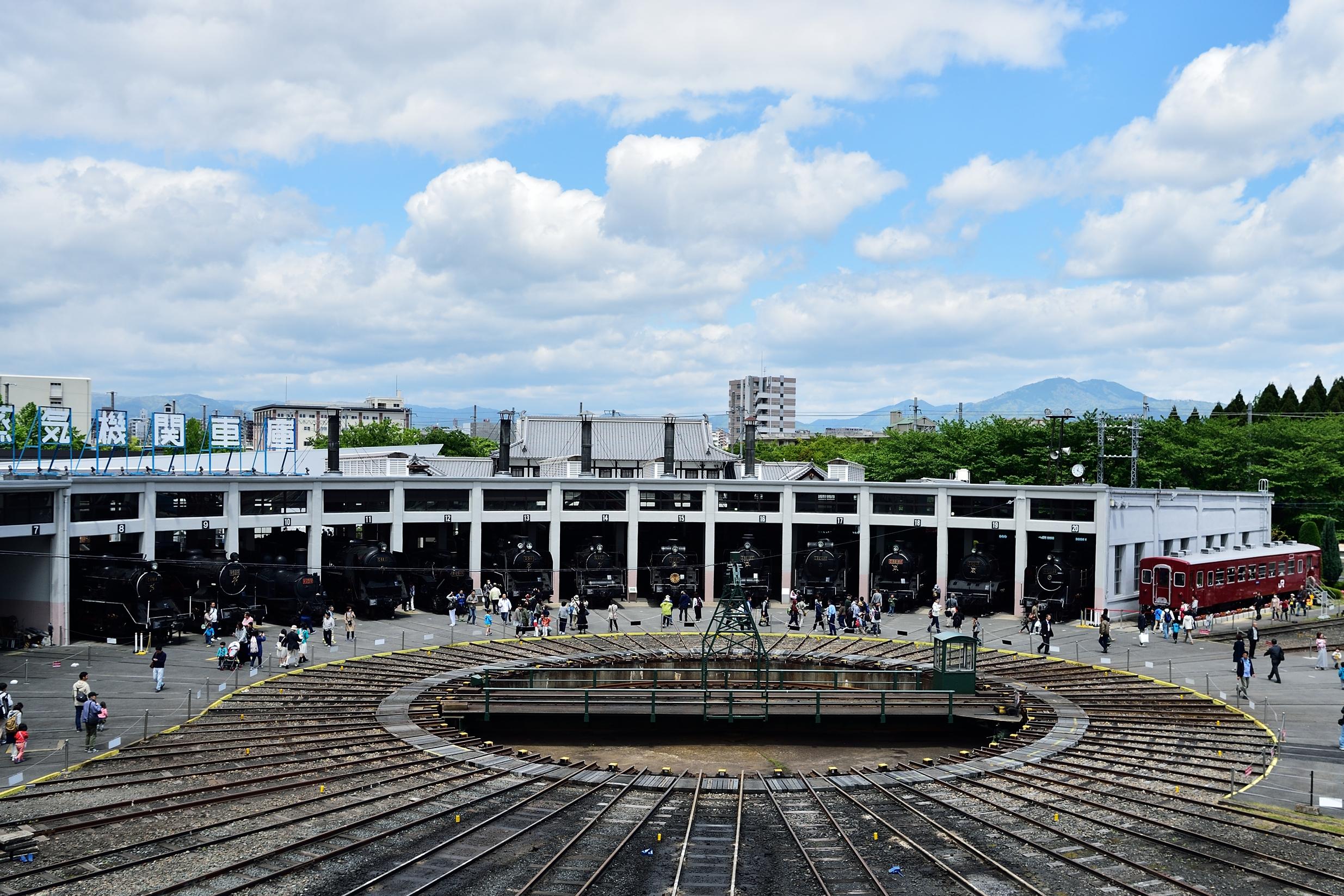 京都鉄道博物館10