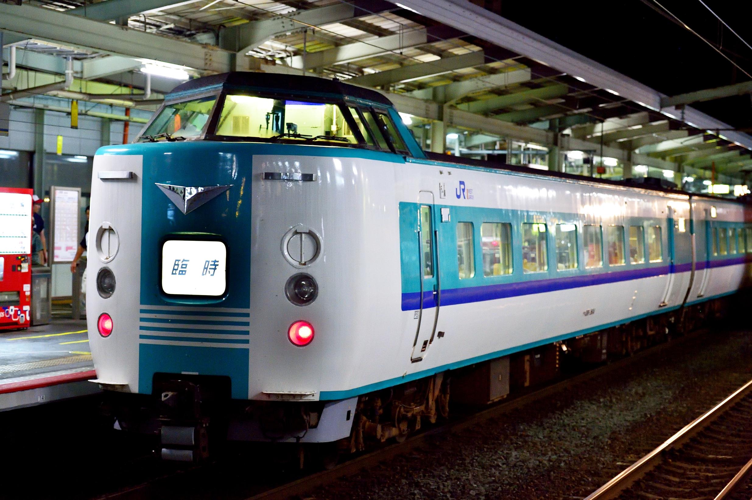 松江水郷祭2016臨時列車4