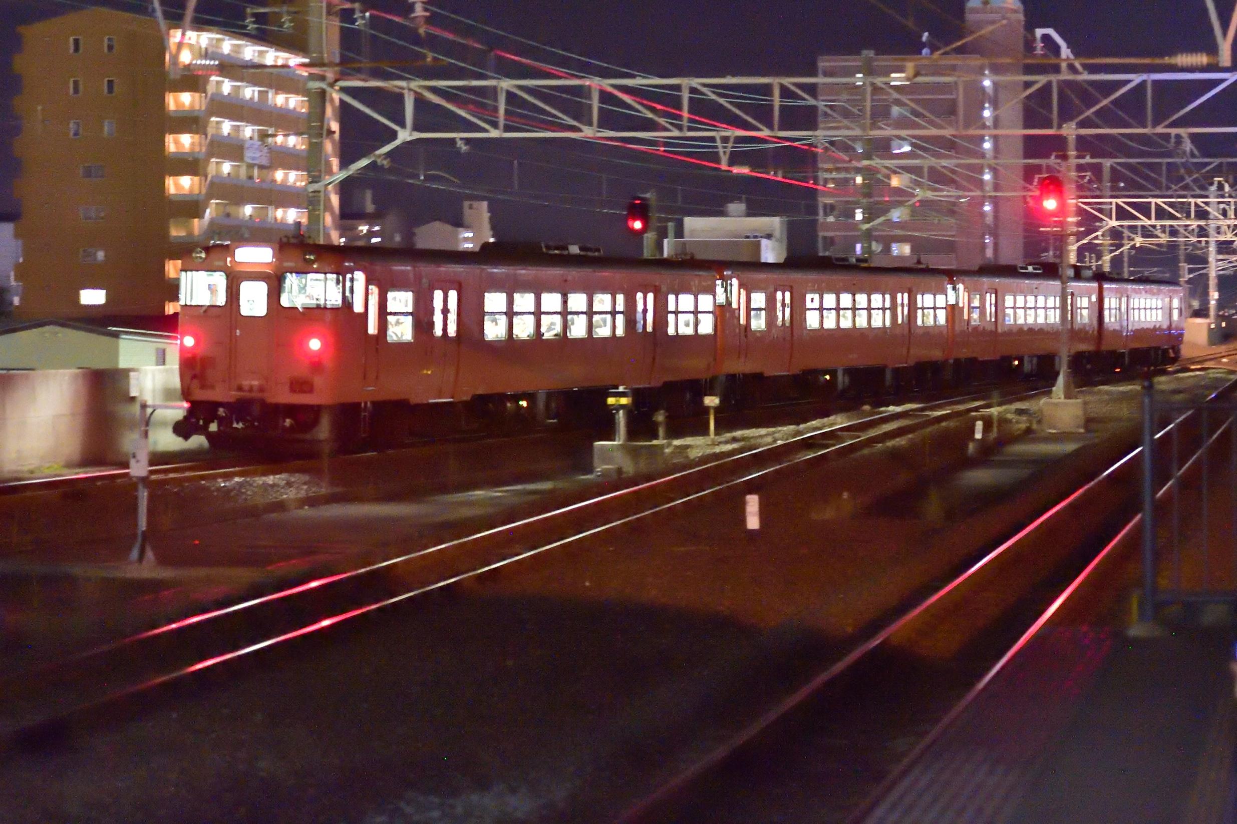 松江水郷祭2016臨時列車7