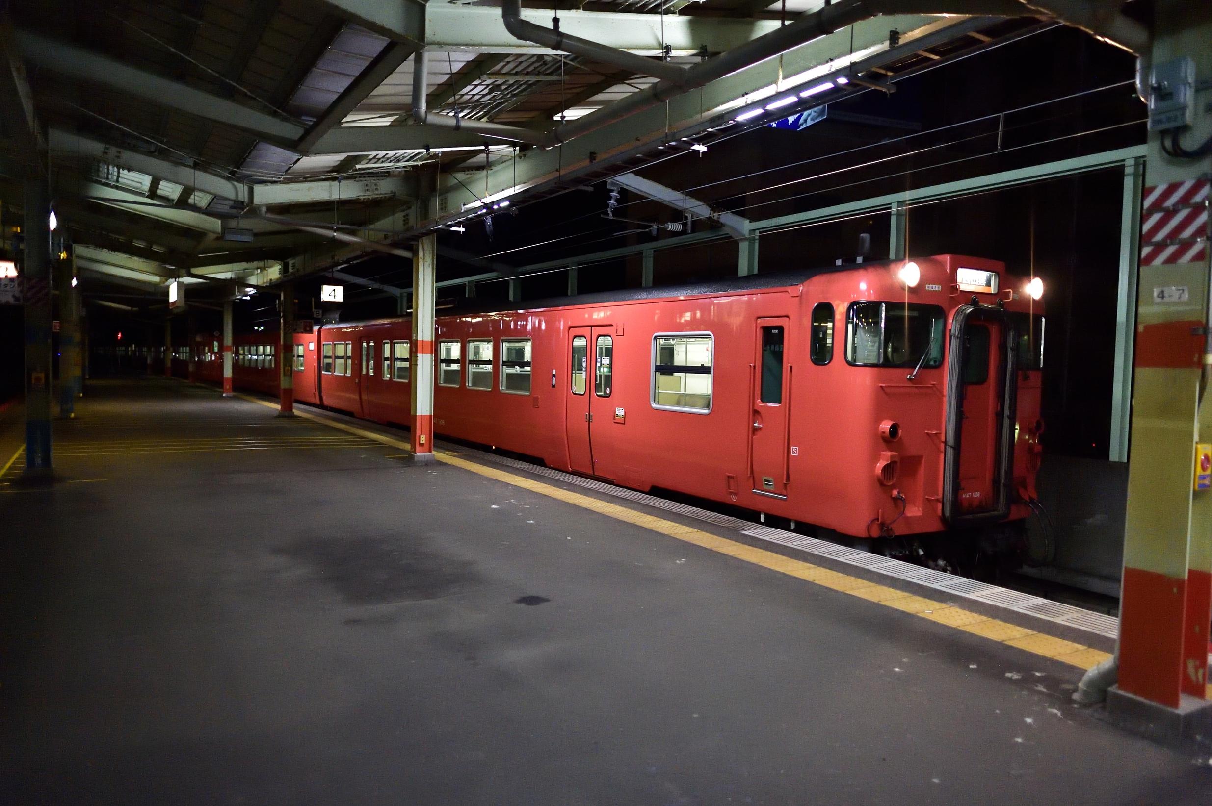 松江水郷祭2016臨時列車8