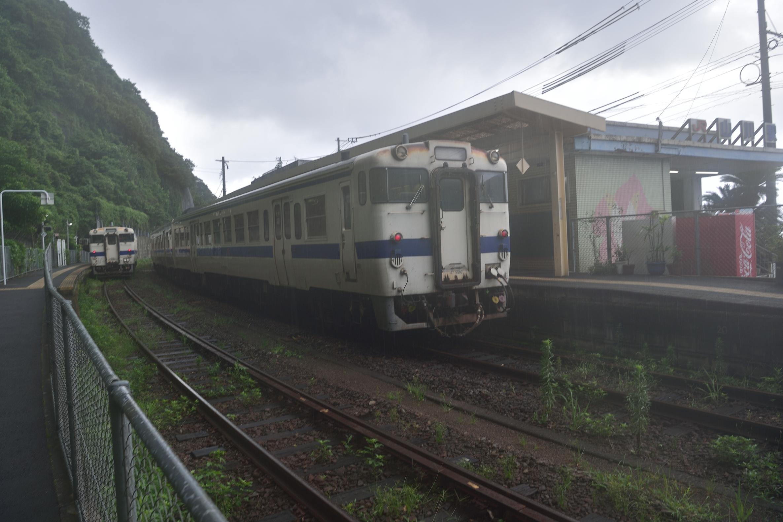 61 山川駅