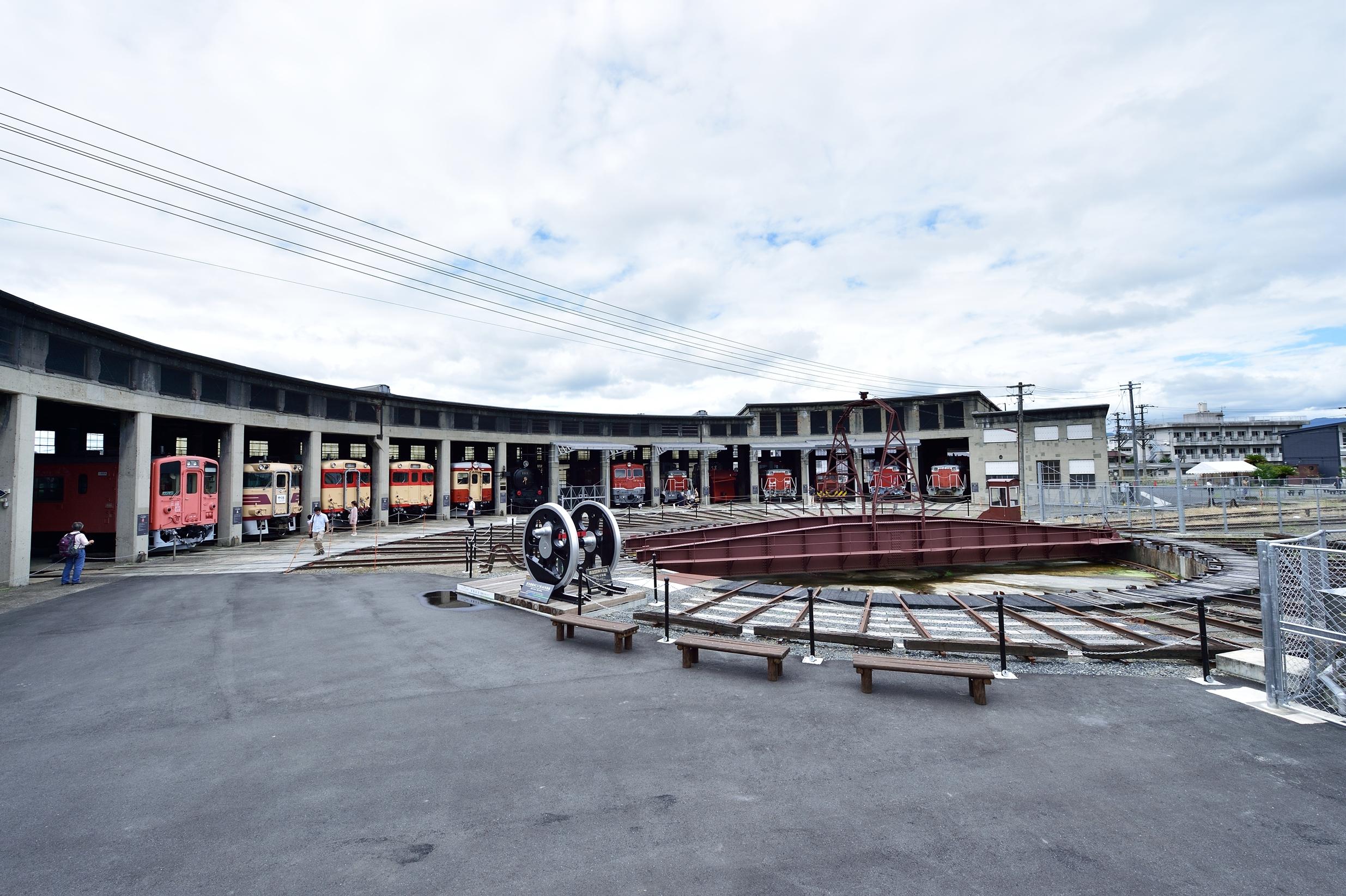 3津山まなびの鉄道館