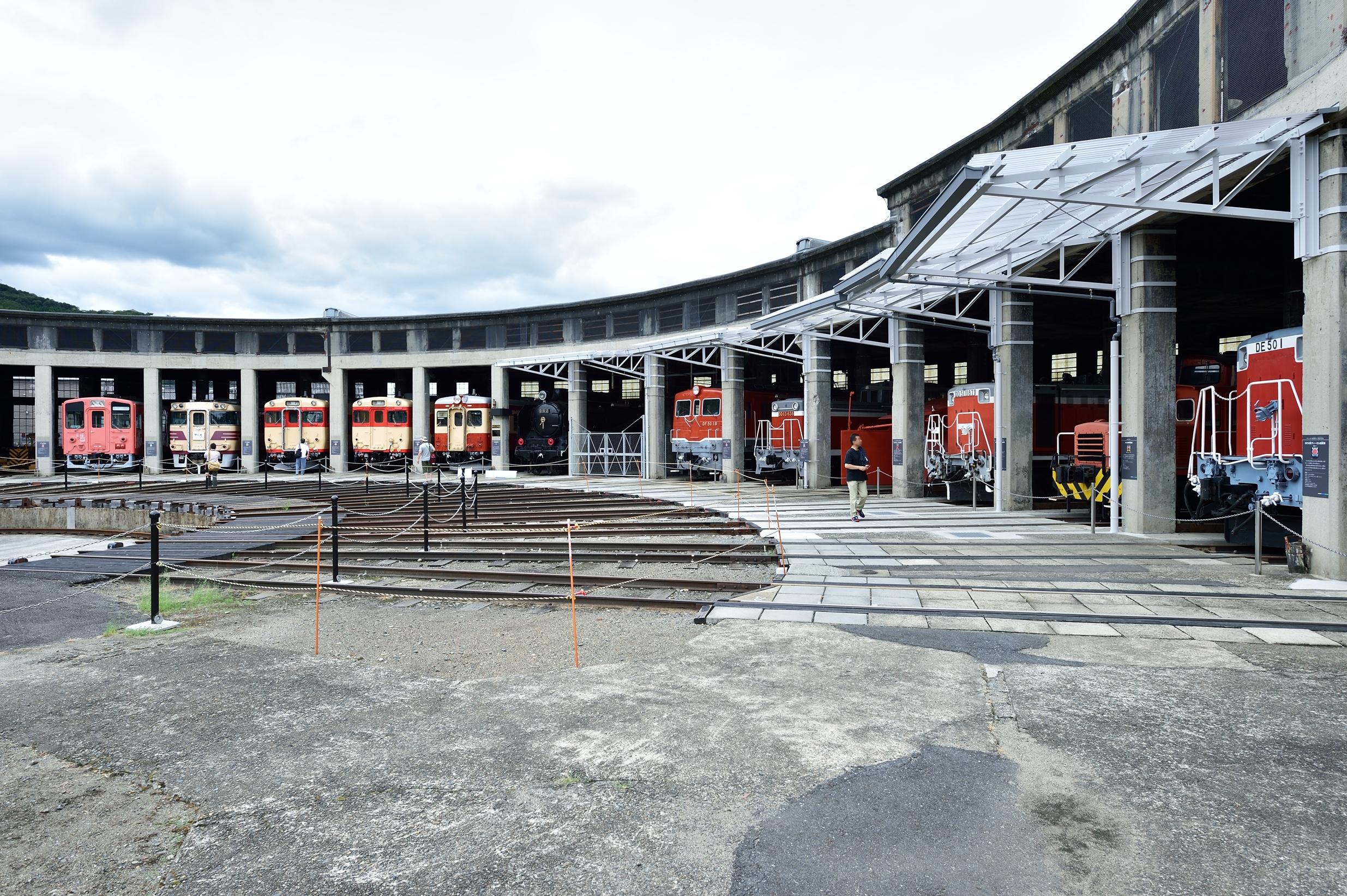 4津山まなびの鉄道館