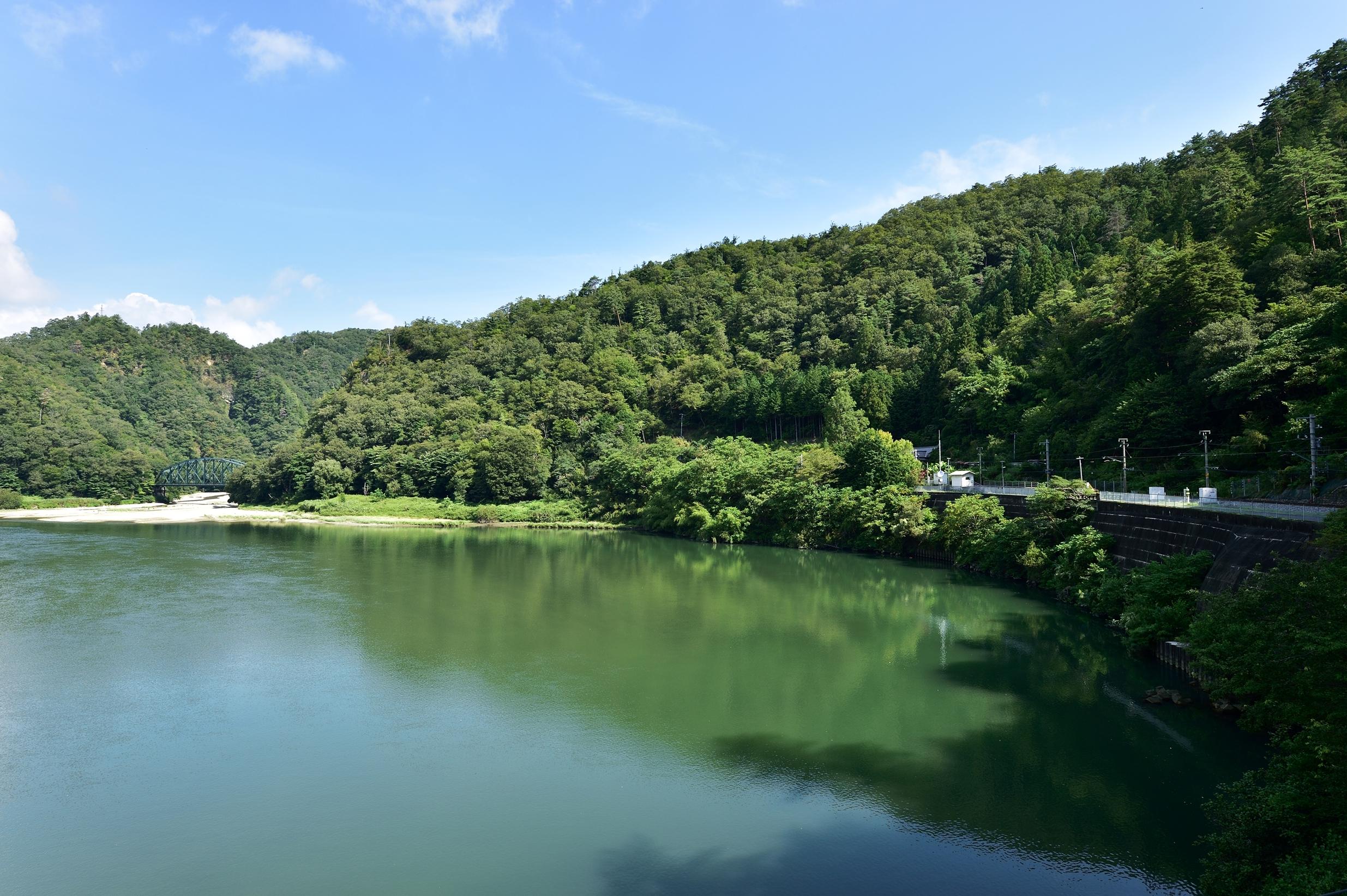 5飯田線 為栗駅