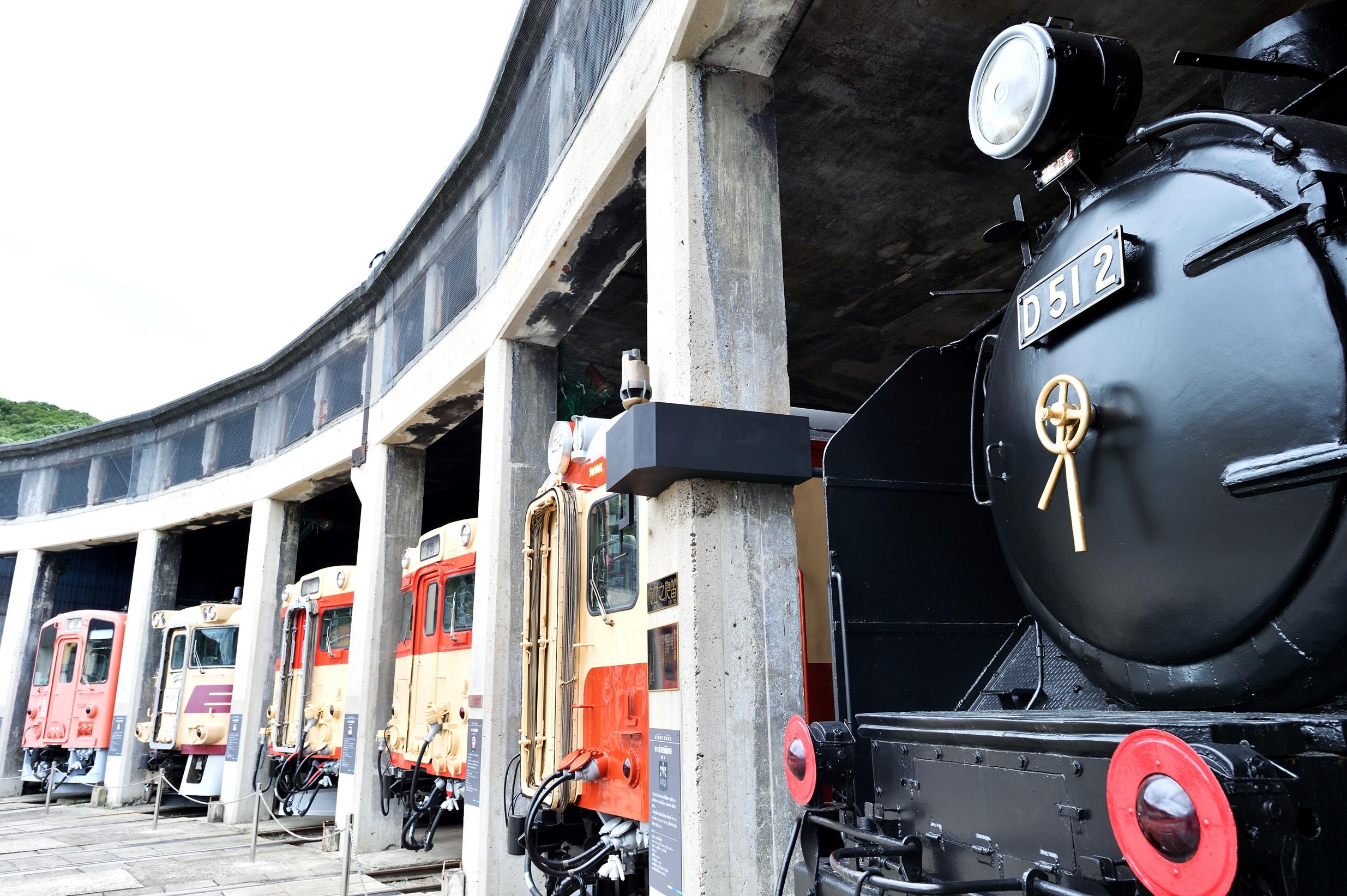 6津山まなびの鉄道館