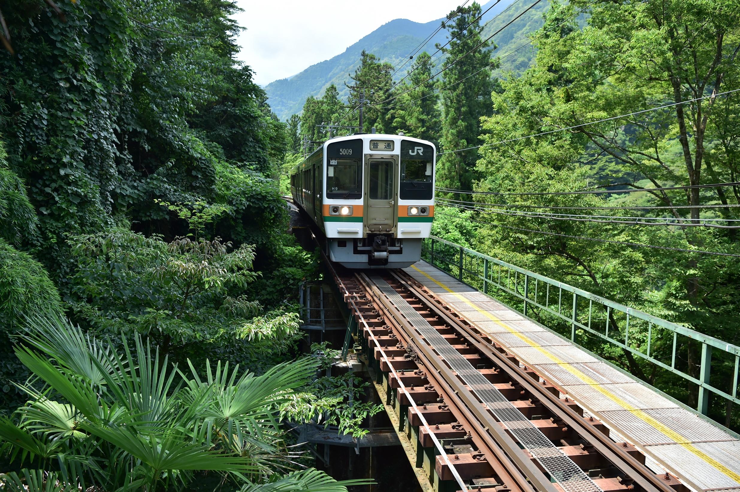 9飯田線 中井侍駅