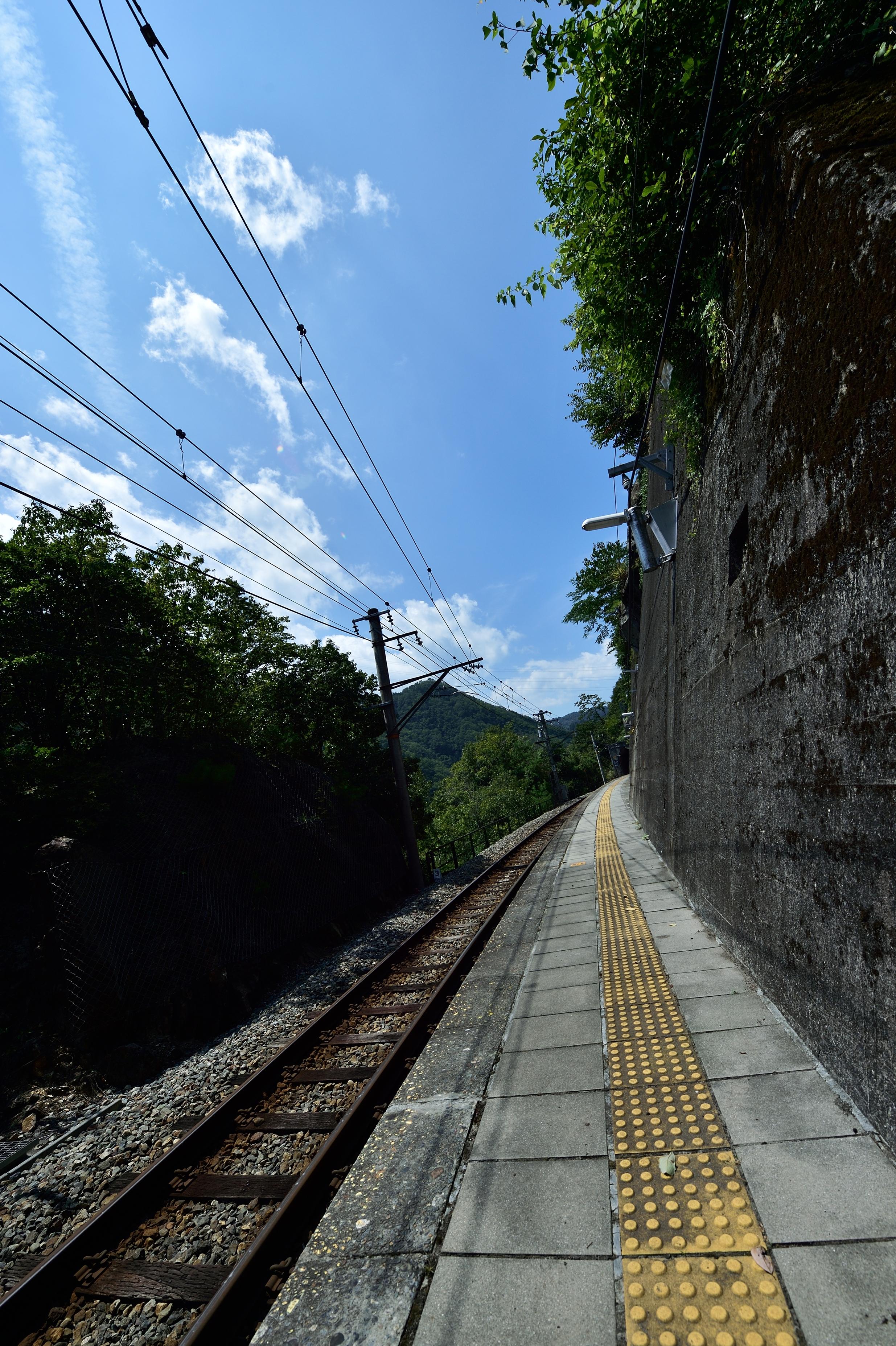 9飯田線 田本駅