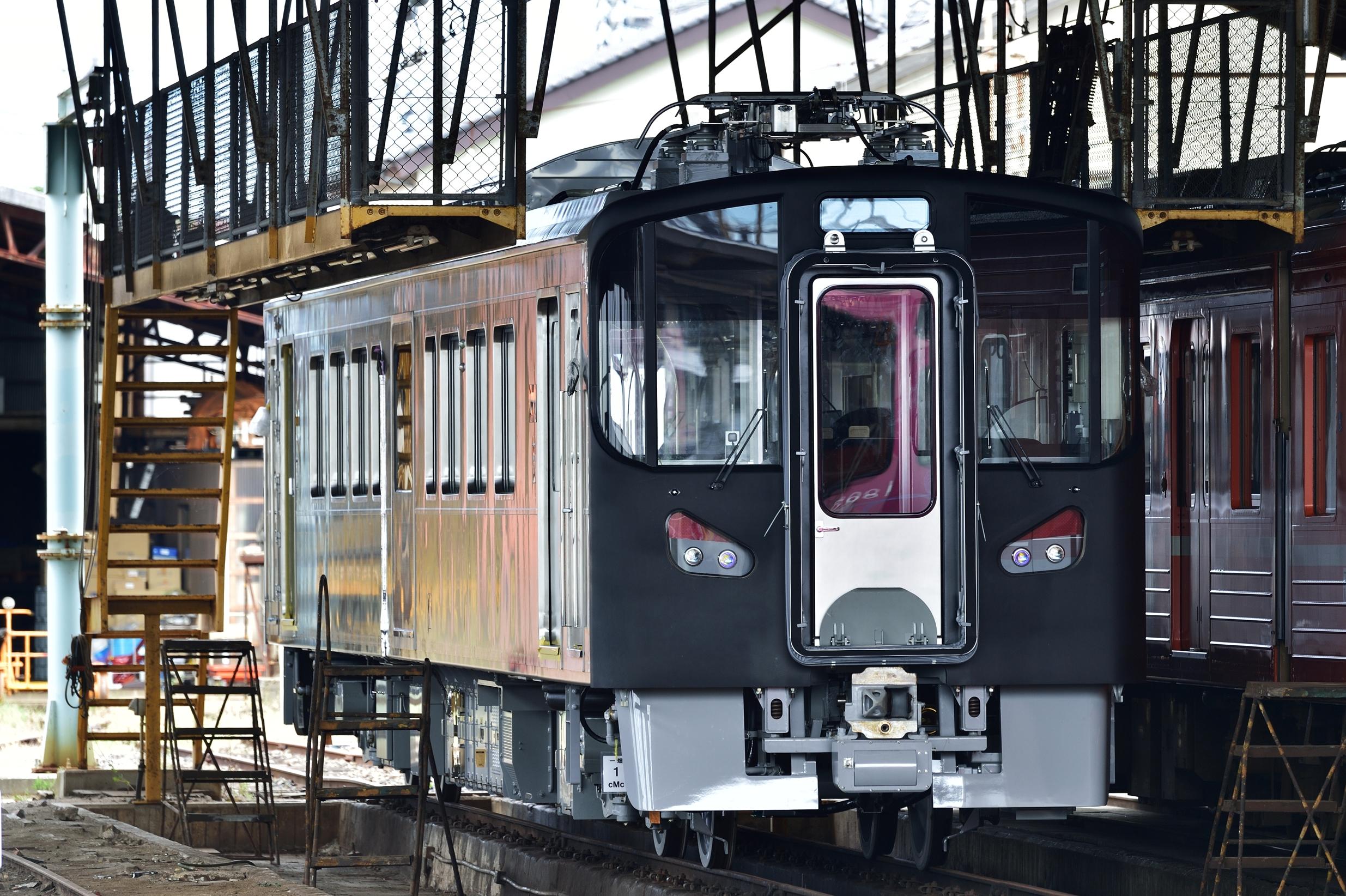 5雲州平田駅 7000系